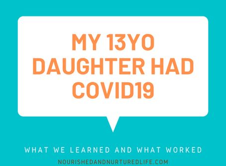 My Daughter's COVID19