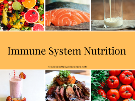 Nutrition for Boosting Your Immune System