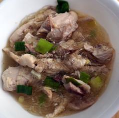 Hawaiian Chicken Long Rice