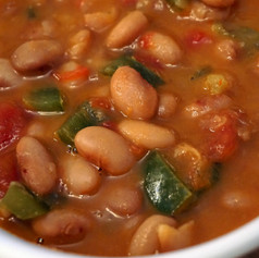 East African Bean Soup