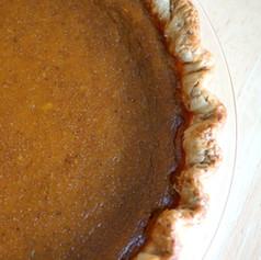 Health(ier) Pumpkin Pie