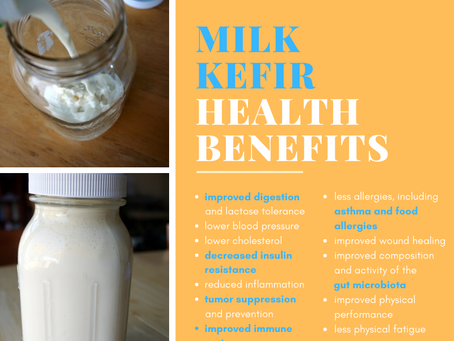How and Why to Make Milk Kefir - The EASIEST Ferment to Make!