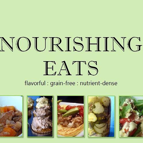 Nourishing Eats eCookbook