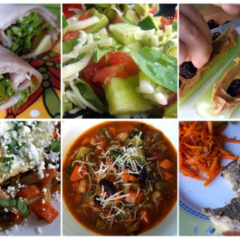 10 Easy Lunches