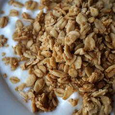 Maple Brown Sugar Granola
