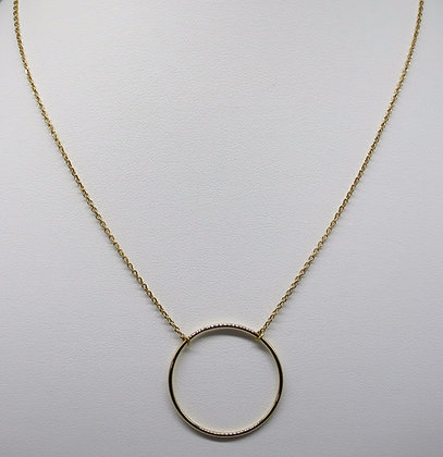 Collier Classic Or