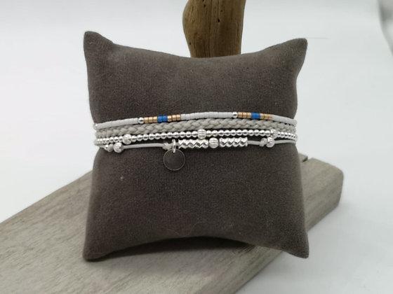 Bracelet Eléa Azur