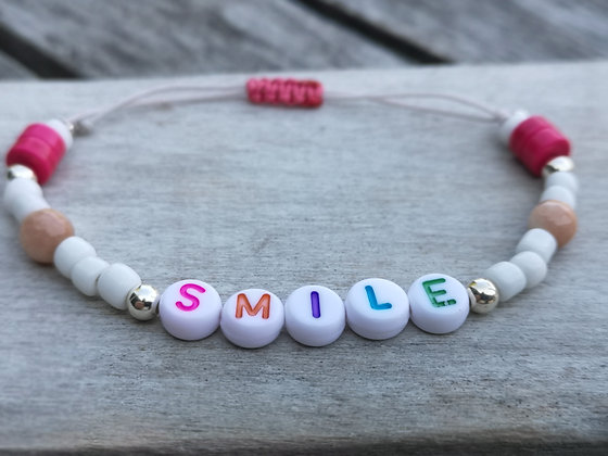 """Bracelet """"SMILE"""""""