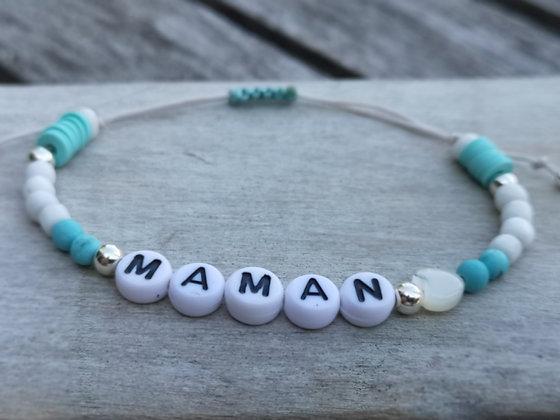 "Bracelet ""MAMAN"""