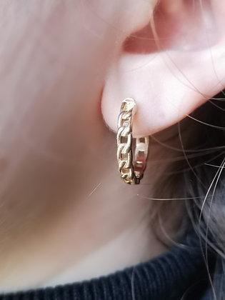Boucles d'oreilles Constance