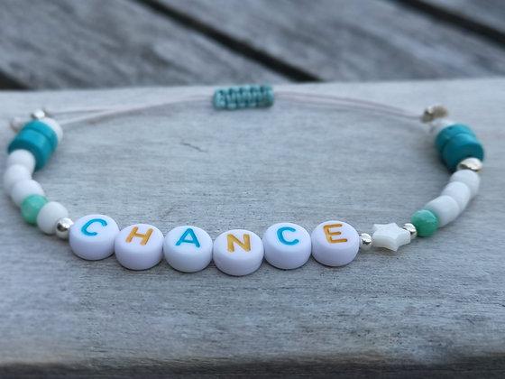 """Bracelet """"CHANCE"""""""