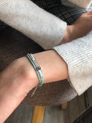 Bracelet Eléa Turquoise