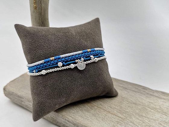Bracelet Eléa Bleu