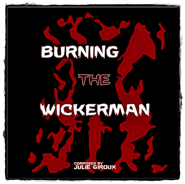 BURNING THE WICKER MAN with COMP cali12