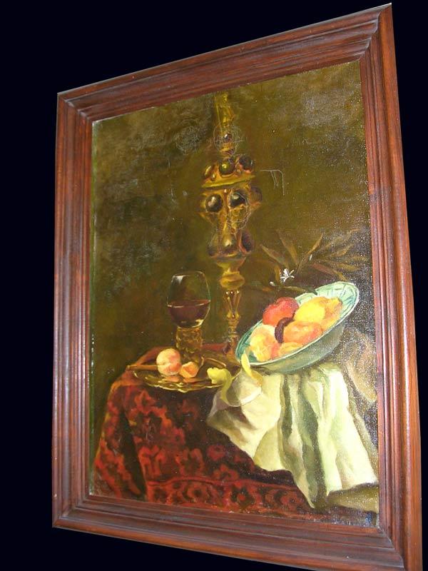 Голландский натюрморт