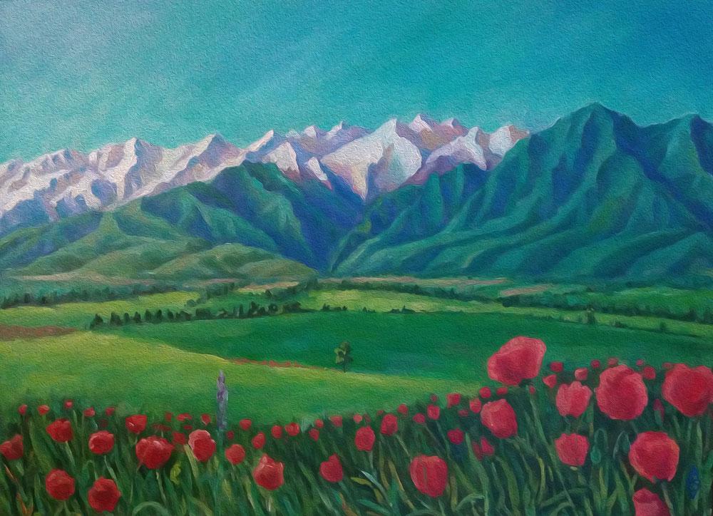 Маки-Кыргызстана