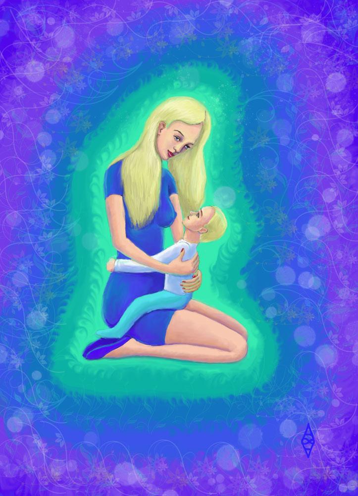 мать-с-ребенком1
