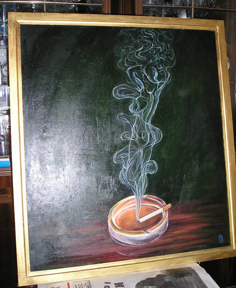 Дым из мыслей