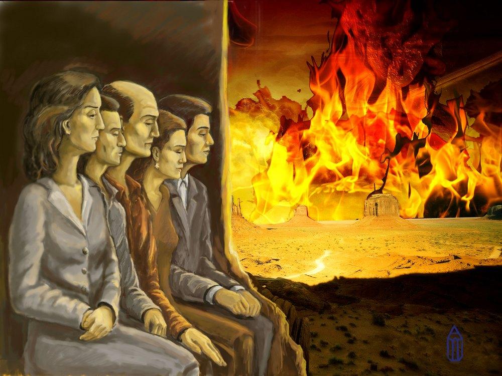 апокалипс человечества