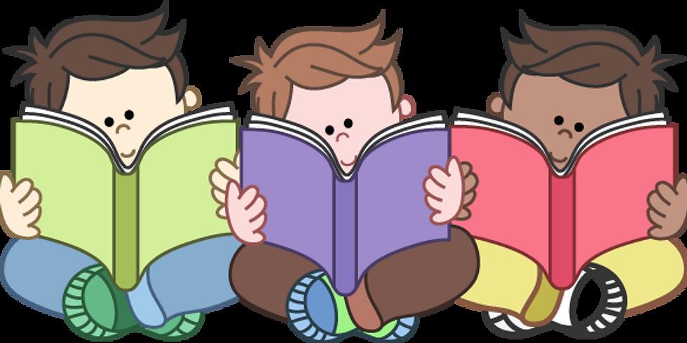 No miembros - Sesión de la tarde - Construyendo lectores fuertes