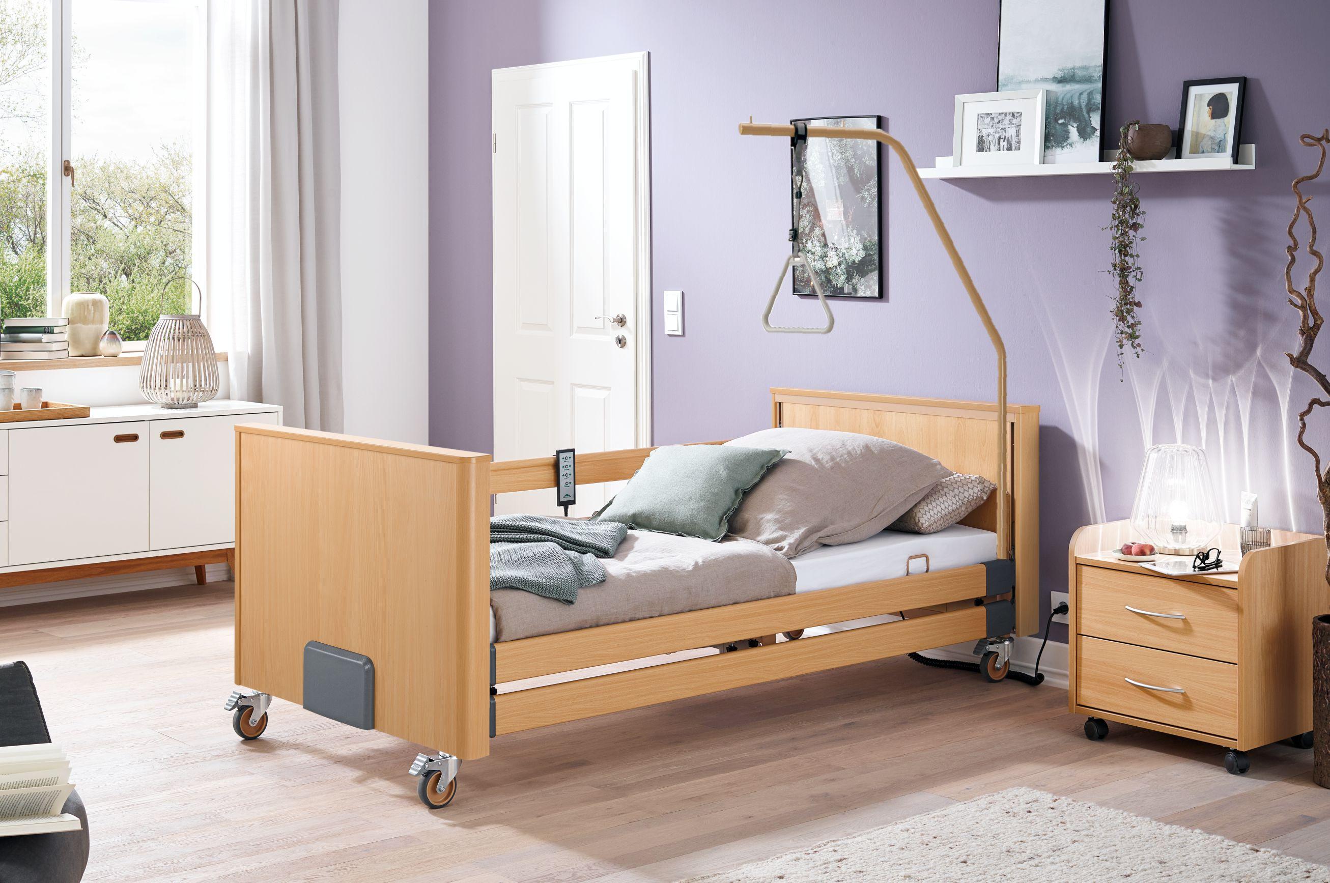 Pflegebett Dali Low
