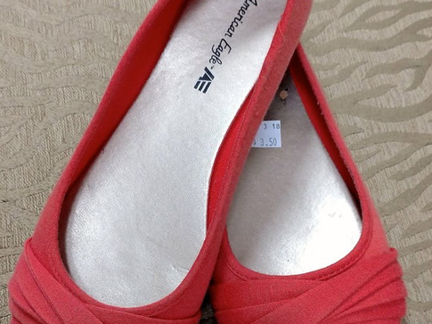 Ruby Red Dress Shoes