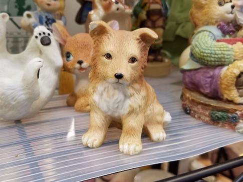 Even Ceramic Pets Need a Home