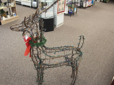 What a Happy Deer Decor