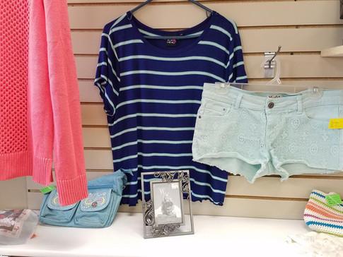 Splenderific Summer Shorts