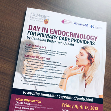 Day in Endocrinology CME