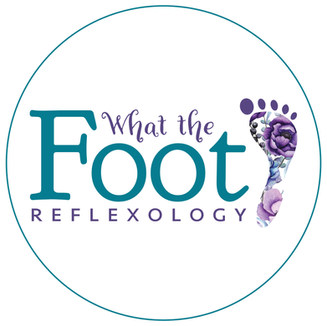 What the Foot Logo