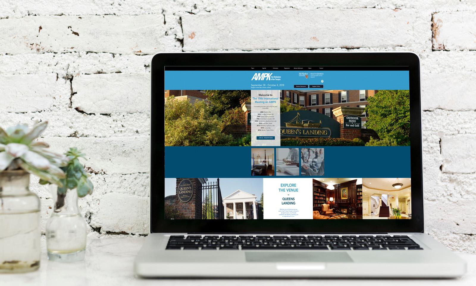 AMPK Canada Website