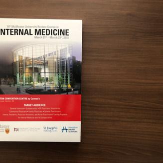 McMaster Internal Medicine Review Course Syllabus