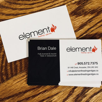 Element Heating and Gas Inc.