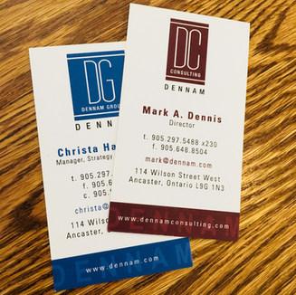Business Card Development