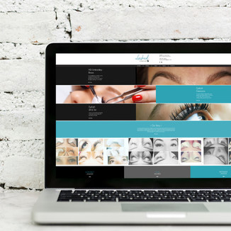 Ancaster Lashes Website