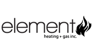 Element Heating and Gas Logo