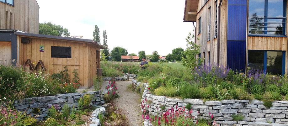 Landschaftsarchitektin Carmen Lefeber Wohnanlagen