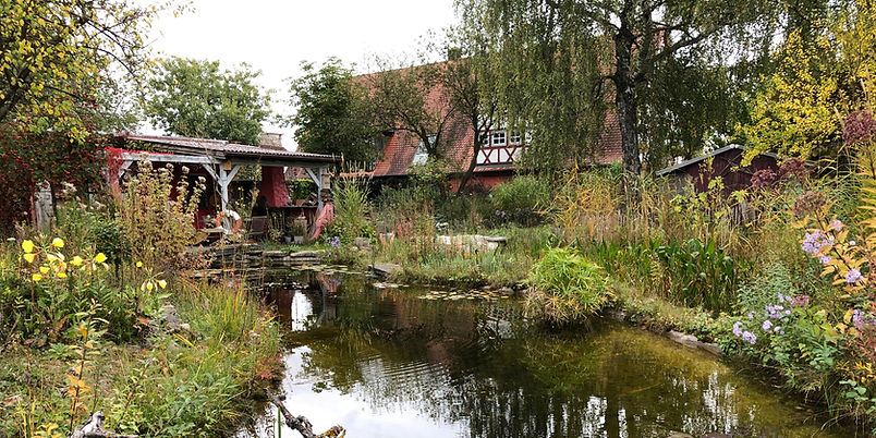 Landschaftsarchitektin Carmen Lefeber Privatgarten