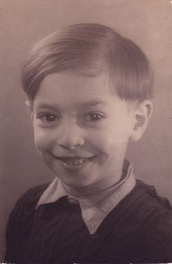 Samuel Pintel enfant