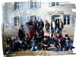 L'UPE2A visite la Maison d'Izieu