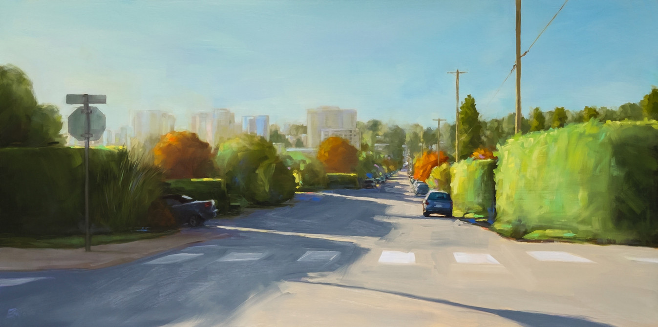 Long Shadows 20x40