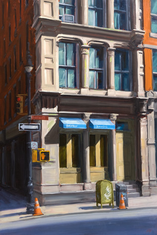 Badici on Broome St 36x24