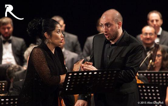 Renato Dolcini with William Christie