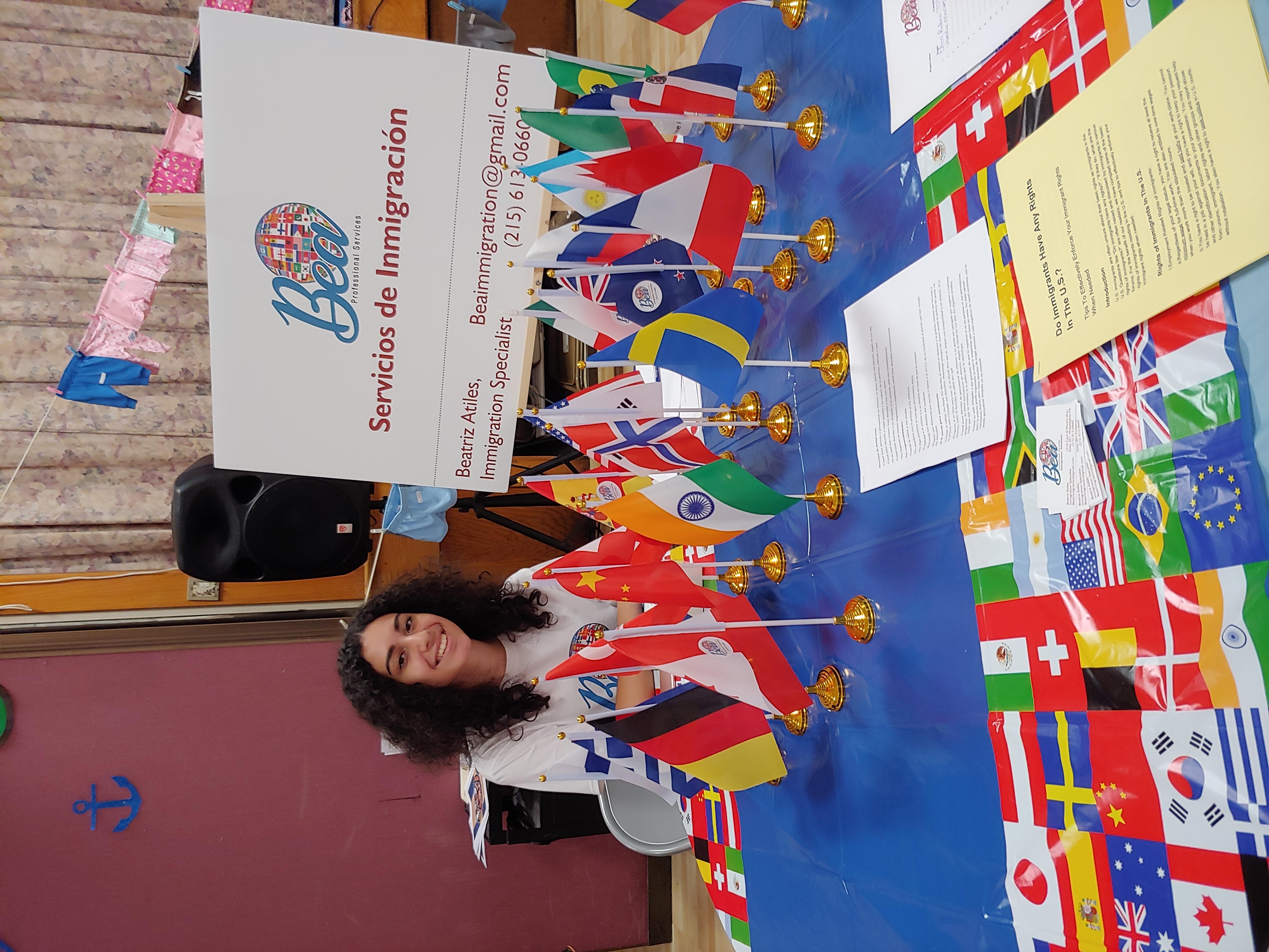 Casa del Carmen Community Event
