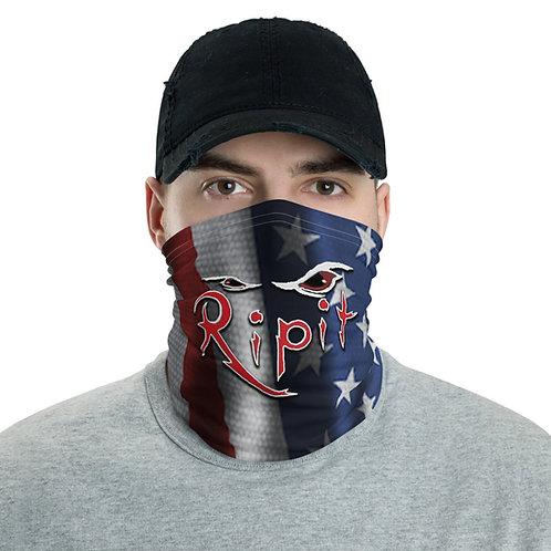 American Flag Ripit Neck Gaiter