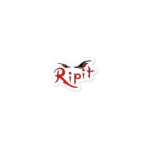 Ripit Bubble-free stickers