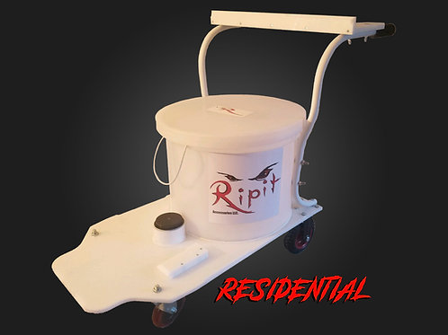 Residential Ripit Mud Sled