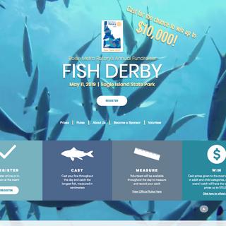 Fish Derby Fundraiser Site