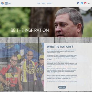 Rotary District 5400 Website